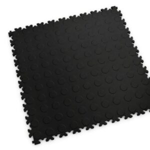 ECO Schwarz Ring PVC-Board