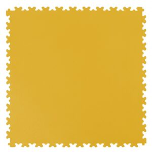 PVC plate 4mm yellow