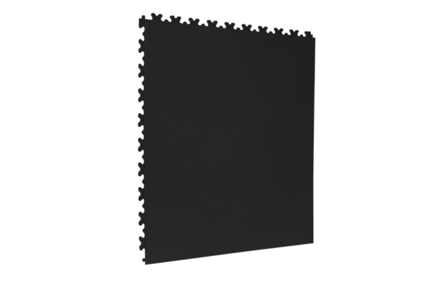 Invisible Slate Black PVC 5 mm
