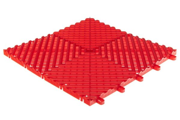 PP25 Red Plate